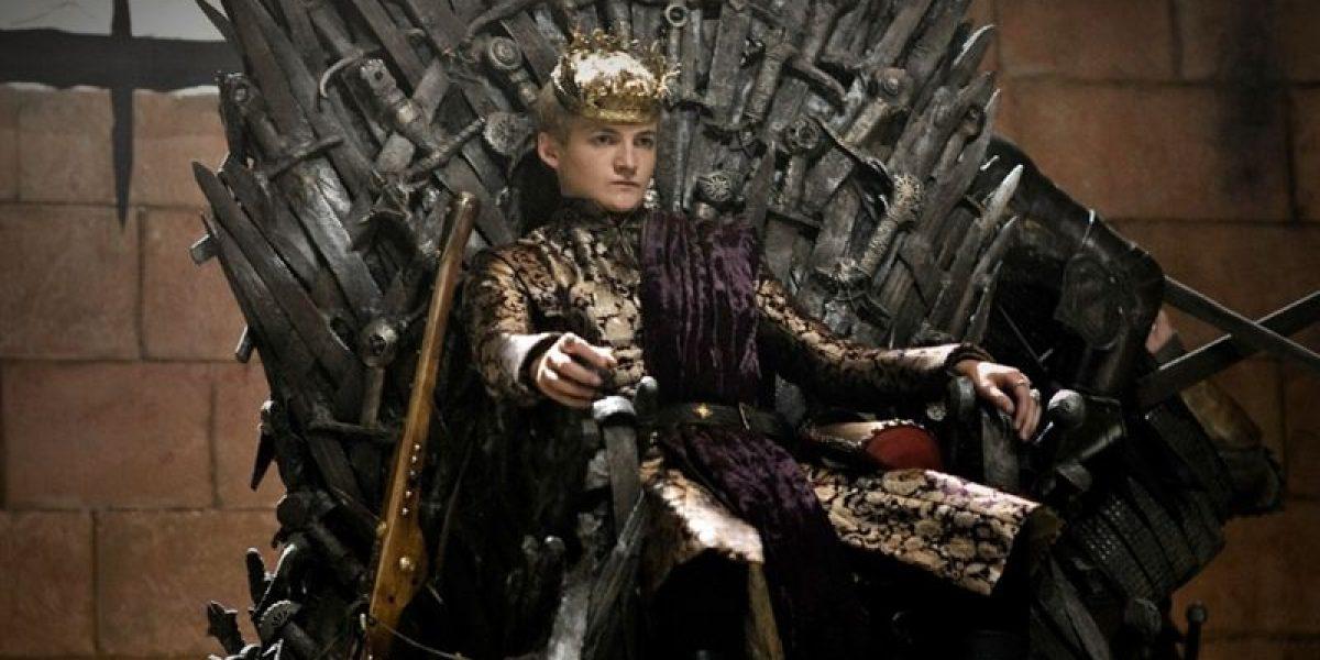 El despiadado rey Joffrey de