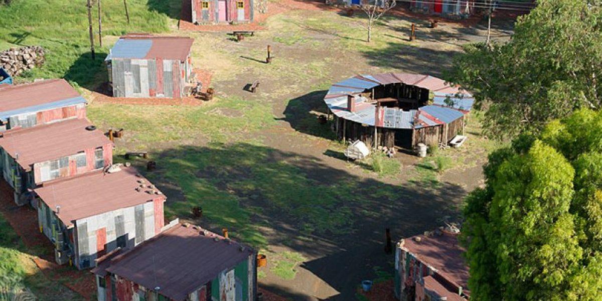 El hotel en Sudáfrica que invita a vivir como pobre