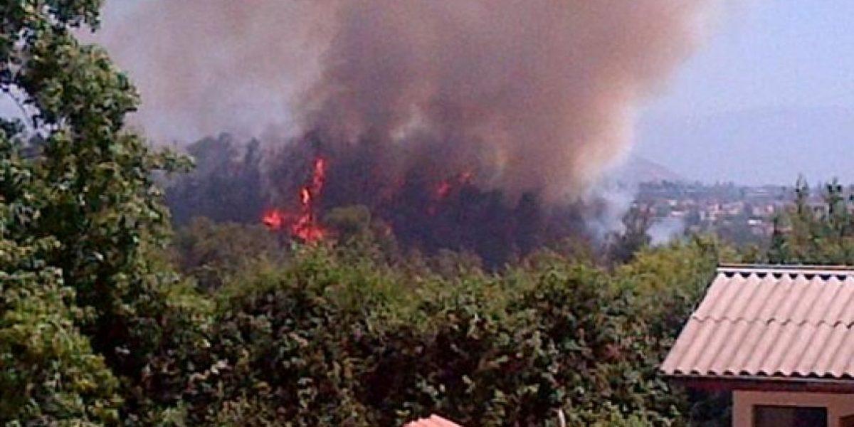 FOTOS: Tuiteros reportan gigantesco incendio forestal en La Florida