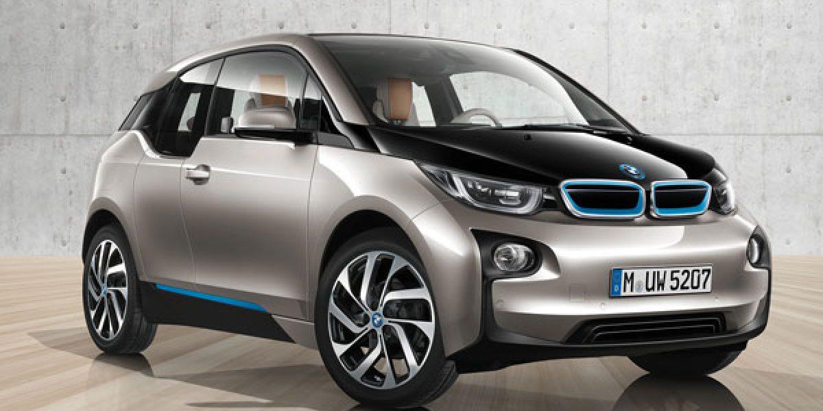 BMW i3 recibe cuatro estrellas en seguridad