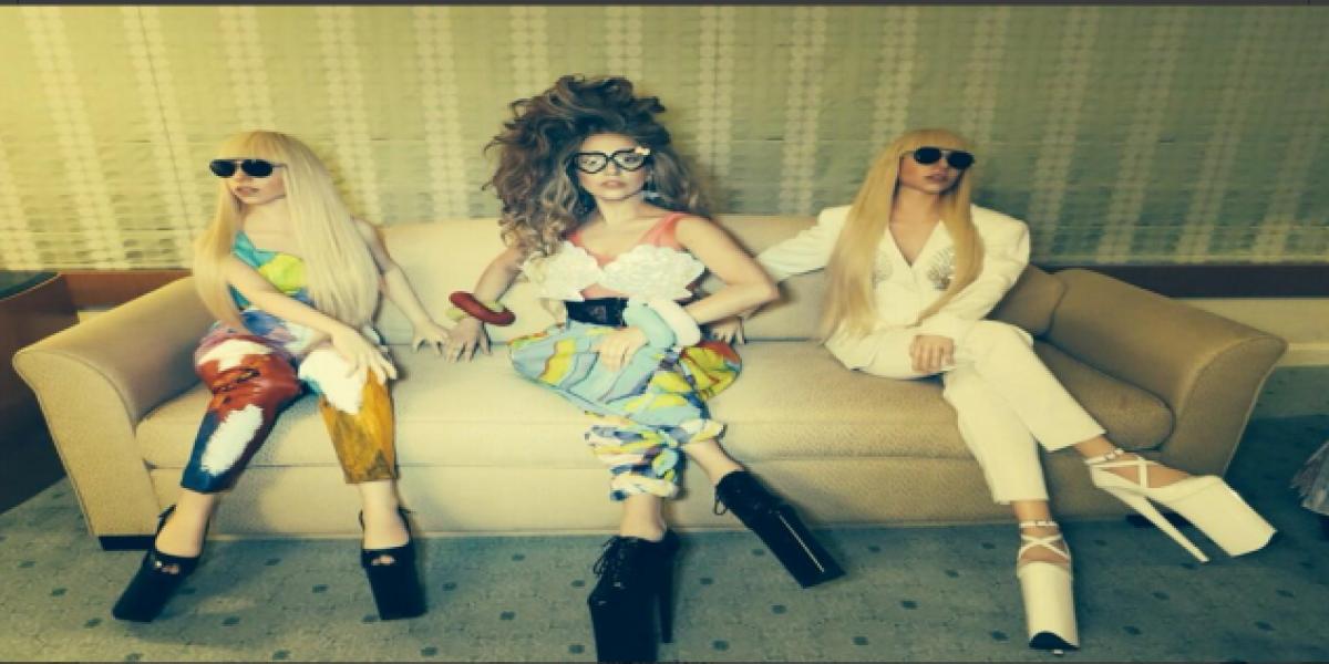 Nace muñeca tamaño real de Lady Gaga llamada
