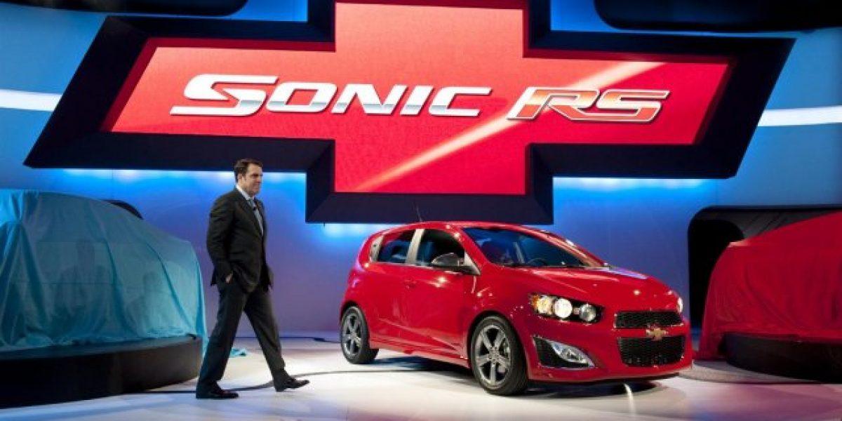 El nuevo y distinguido Chevrolet Sonic RS