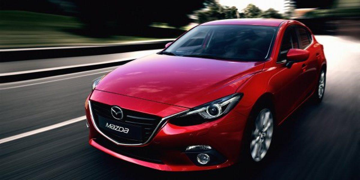 Mazda lanzaría cinco nuevos modelos en tres años