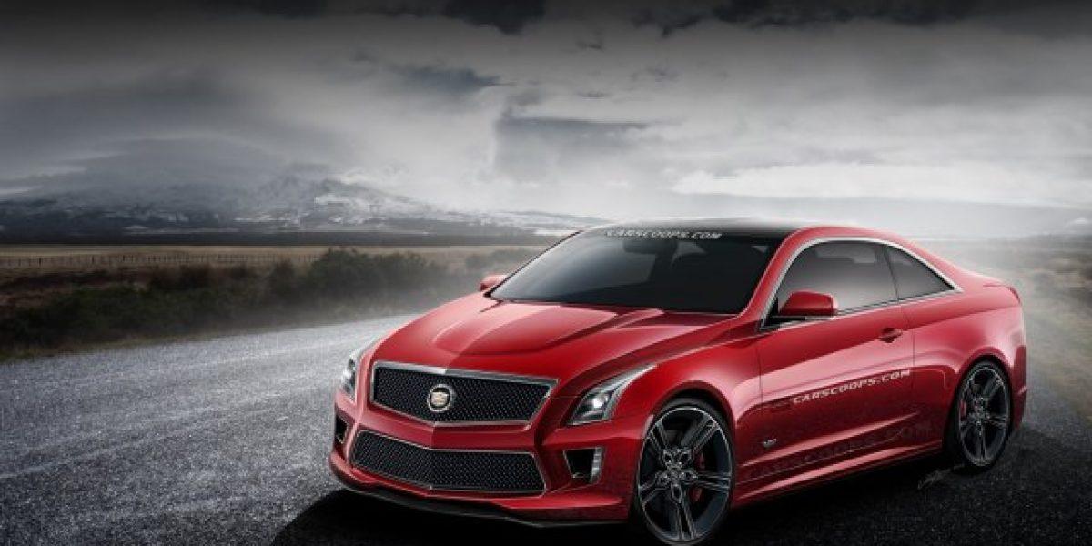 El esperado Cadillac ATS versión coupé