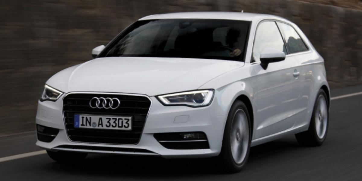 Audi A3 se lleva el Volante de Oro 2013