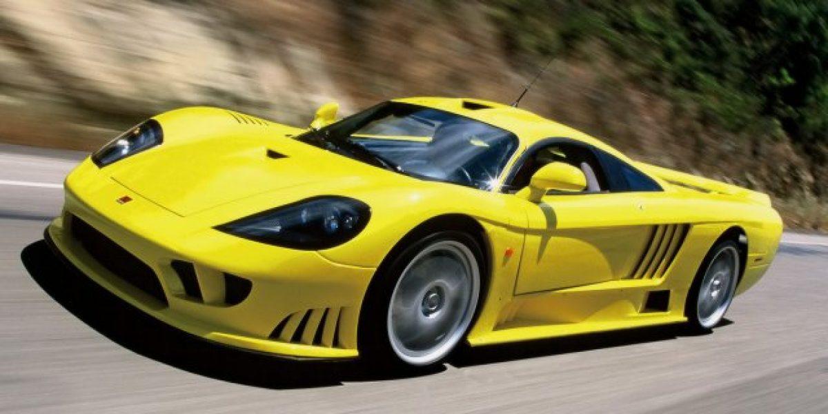 El futuro súper deportivo Saleen S8