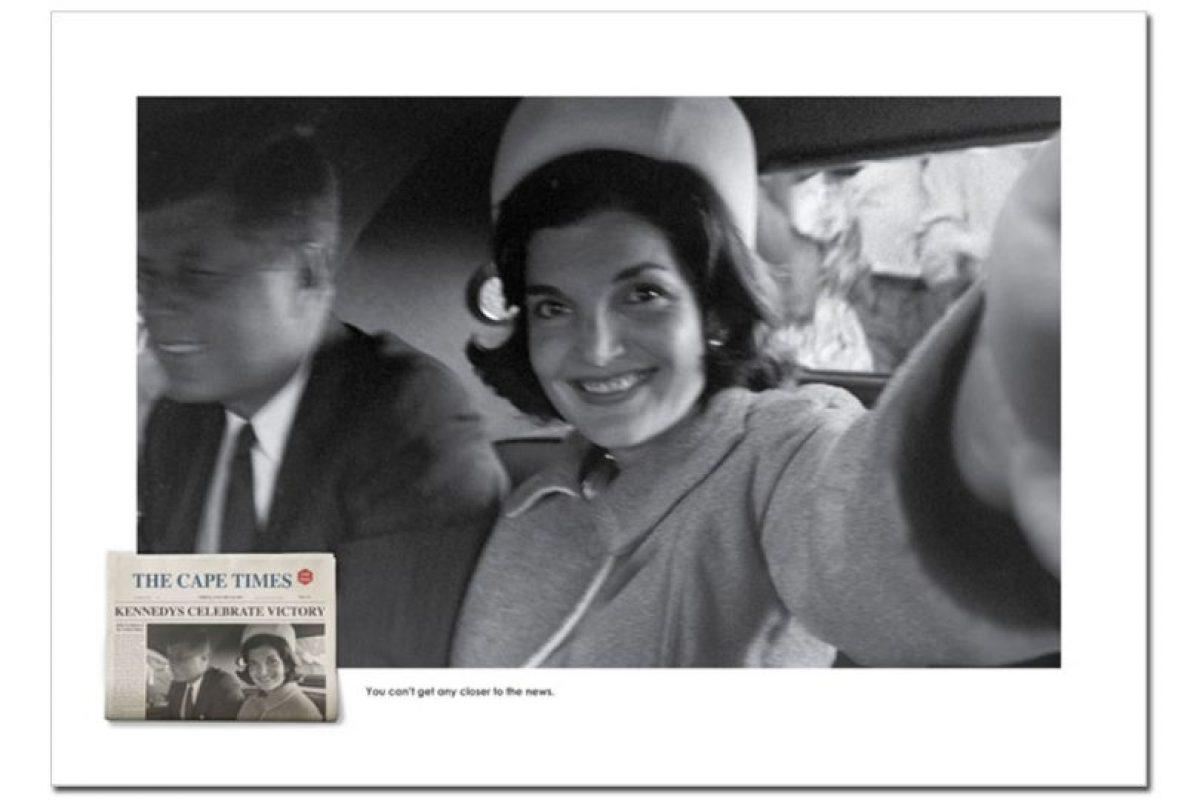 Jacqueline Kennedy Onassis. Imagen Por: