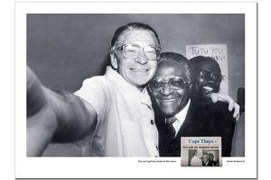 Beyers Naude y Desmond Tutu. Imagen Por: