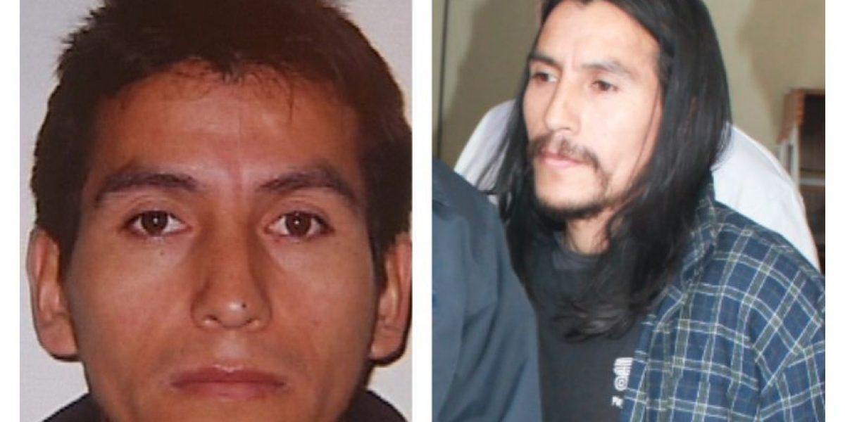 [FOTOS] Detienen a ex lautarista implicado en el crimen del cabo Moyano