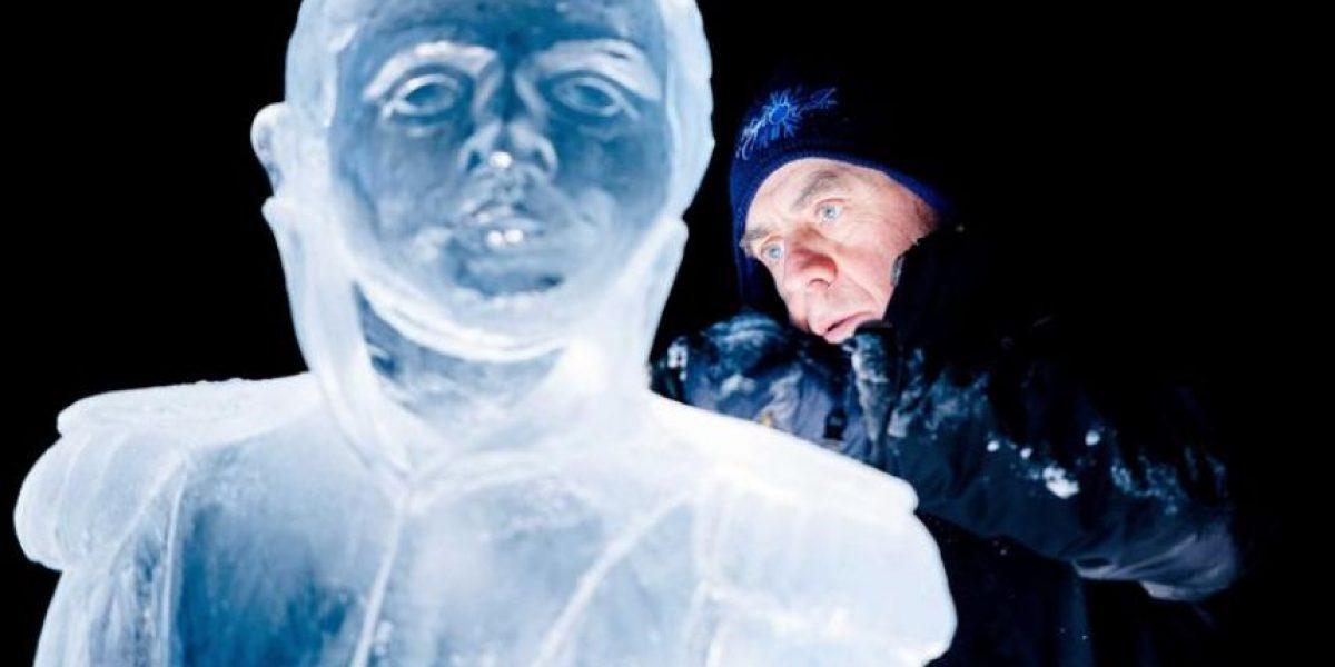 Increíbles imágenes del Festival de Esculturas de hielo en Holanda