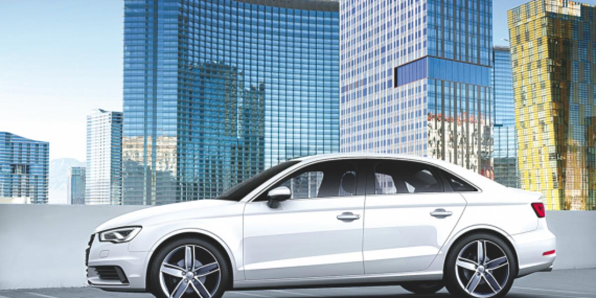Ya está en Chile el Audi A3 sedán