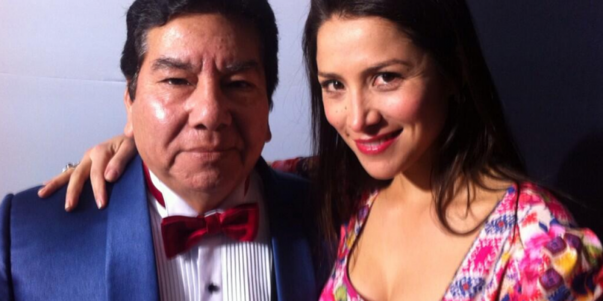 Revisa las mejores fotos de la bella Loreto Aravena en Twitter