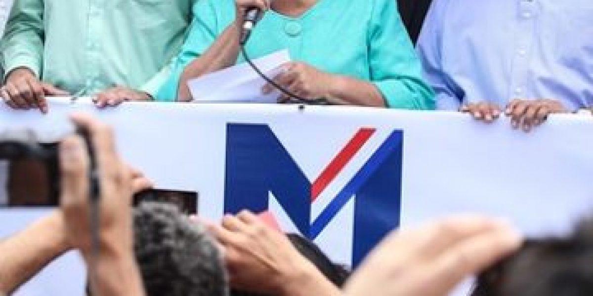 Comando de Michelle Bachelet adelanta imágenes de su franja