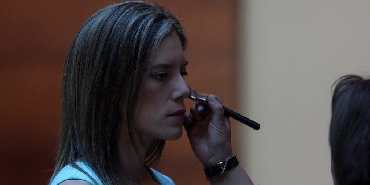 Mónica Rincón sufre la muerte de su pequeña hija Clara