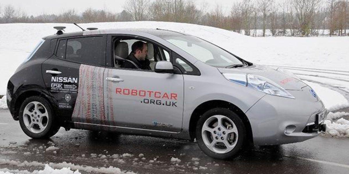 Nissan Leaf: El vehículo que se maneja solo