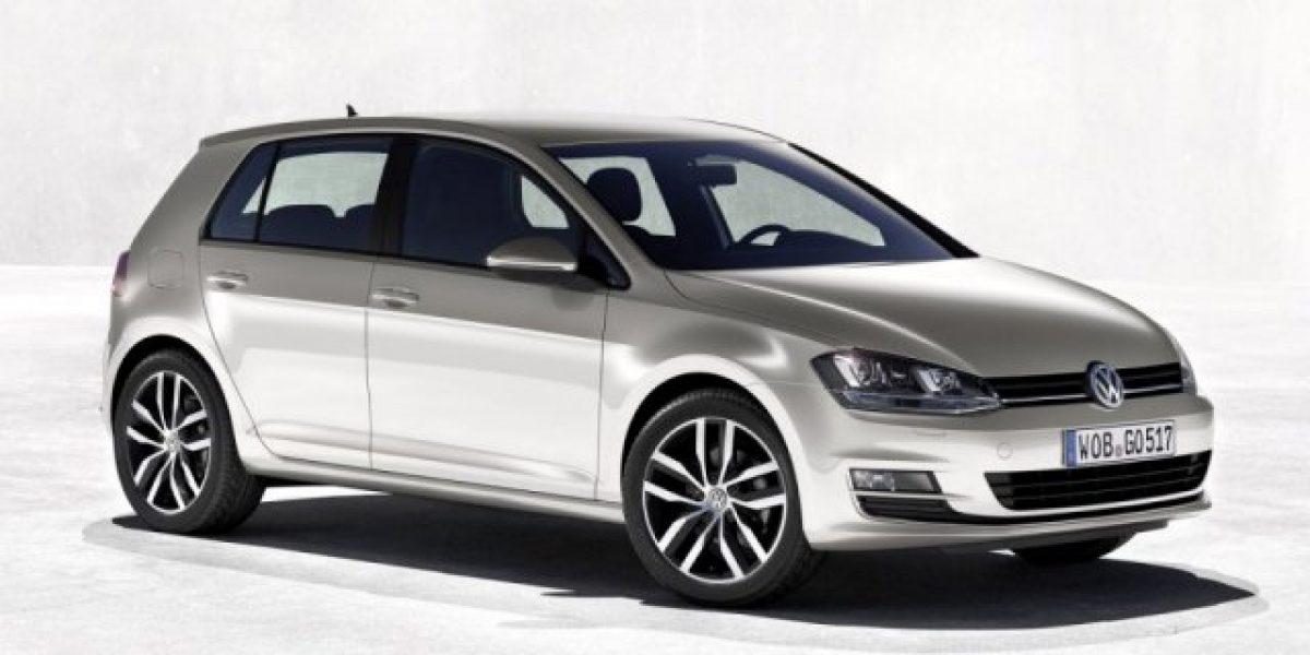 Volkswagen Golf VII, el Auto del Año 2013