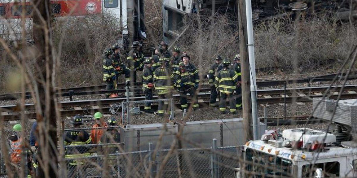 Al menos 4 muertos y más de 60 heridos en descarrilamiento de tren en N.York