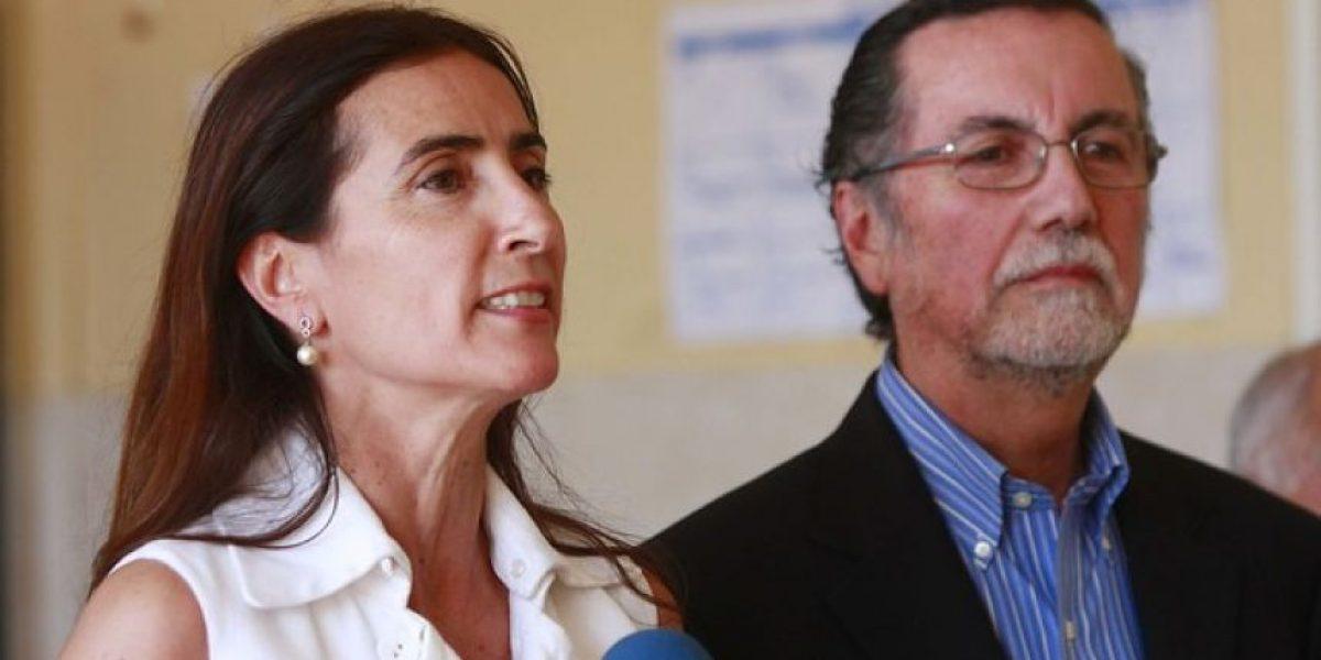 Fotos: Ministra de Educación recomienda visitar salas previo a la PSU