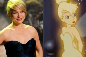 "Foto: Michelle Williams: Campanita (""Peter Pan"") Foto: popcrush.com. Imagen Por:"