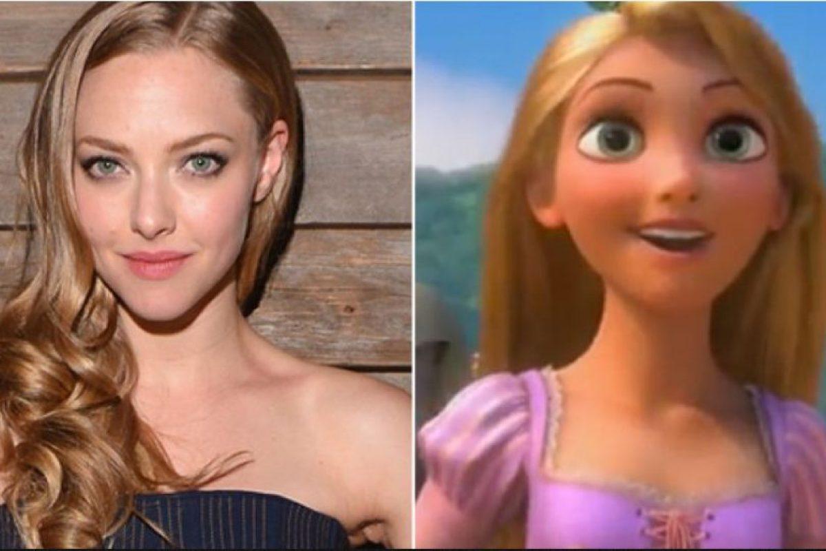 """Foto:Amanda Seyfried: Rapunzel (""""Tangled"""") Foto: popcrush.com. Imagen Por:"""