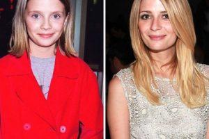 Foto:Mischa Barton, antes y después Foto: toofab.com. Imagen Por:
