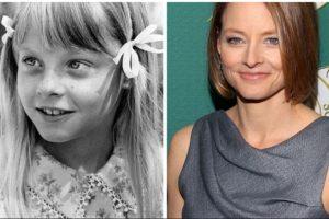 Foto:Jodie Foster, antes y después Foto: toofab.com. Imagen Por: