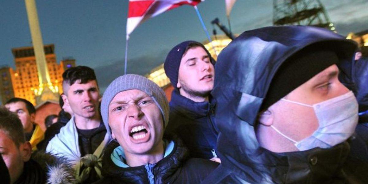 Fotos:  Ucrania al borde de otra revolución