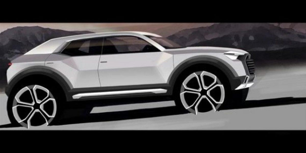 Confirmada la producción del Audi Q1 en Alemania