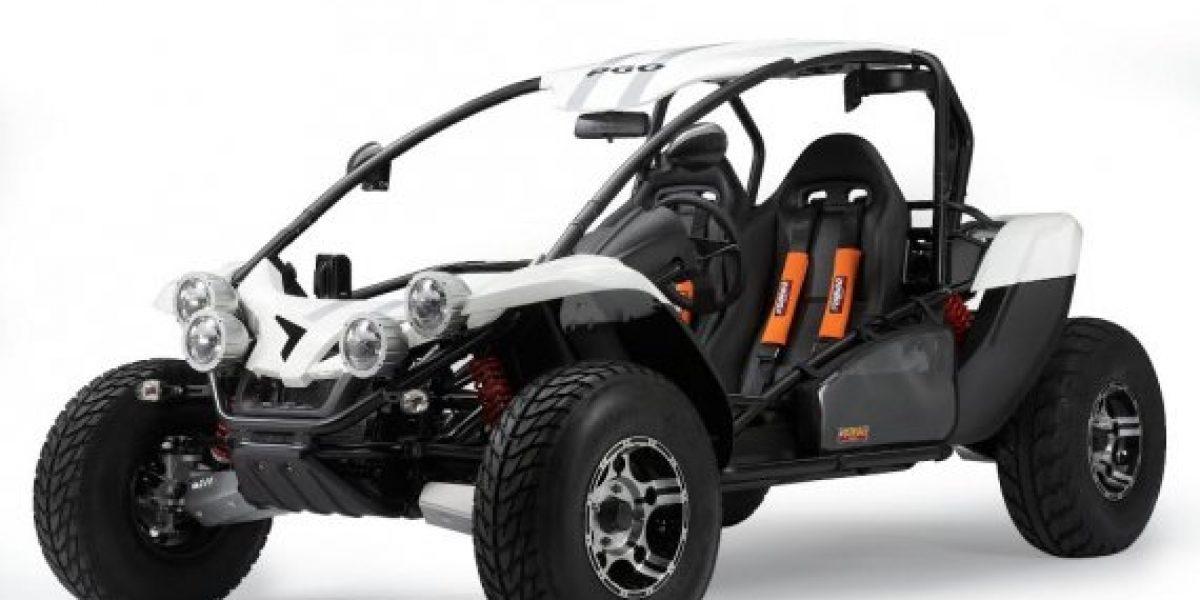 Llega Edición Especial del Buggy Brugracer 600i SPR