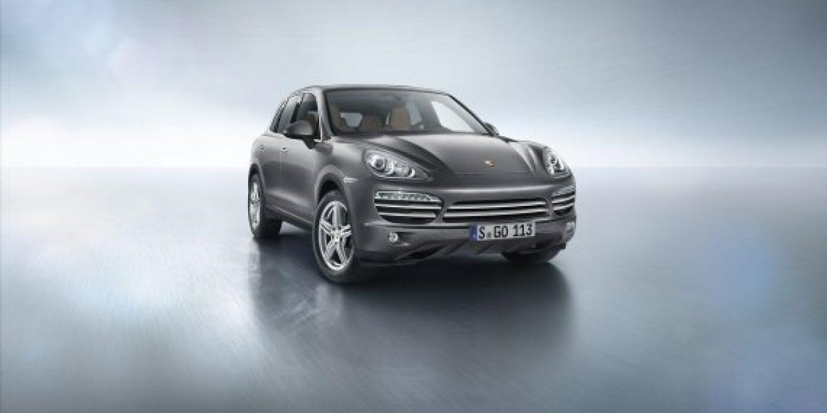 Porsche lanza una edición especial del Cayenne