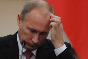 Vladimir Putin, presidente de Rusia: tiene entre u$s40 billones y u$s70 billones. El per cápita de Rusia es de u$14.000, según Bloomberg Foto:Getty Images. Imagen Por: