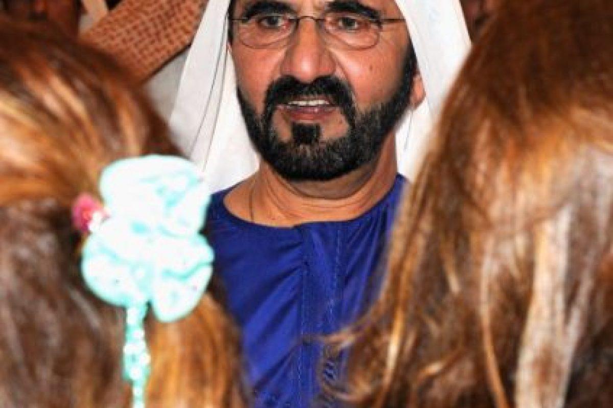 Sheikh Mohammed bin Rashid al-Maktoum, Dubai: u$s4 billones. IPC: u$16.000 Foto:Getty Images. Imagen Por: