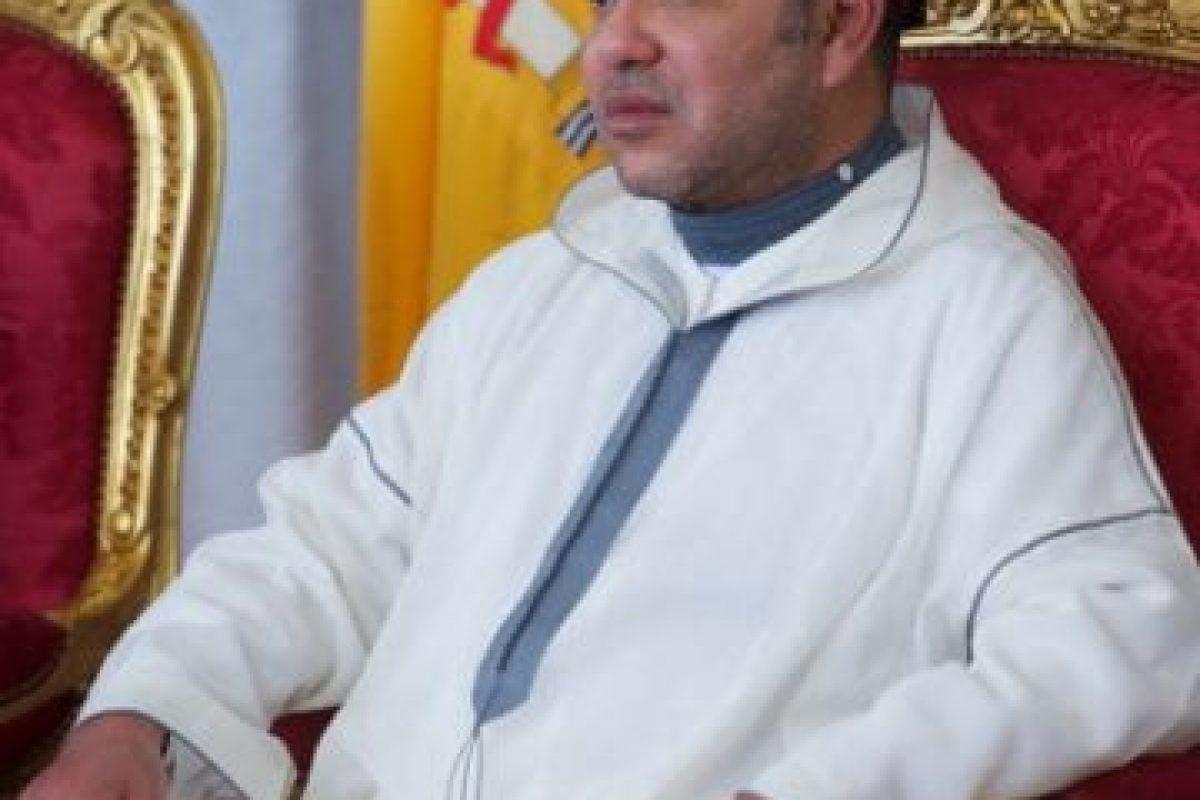 Mohammed VI, rey de Marruecos: u$s2,5 billones contra un IPC de u$3.000 Foto:Getty Images. Imagen Por: