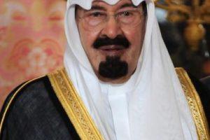 Abdullah bin Abdul Aziz al-Saud, rey de Arabia Saudita: u$s18 billones contra un IPC de u$21.000 Foto:Getty Images. Imagen Por: