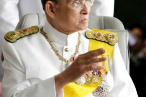 Bhumibol Adulyadej, rey de Tailandia: u$s30 billones contra un IPC de u$4.400. Foto:Getty Images. Imagen Por:
