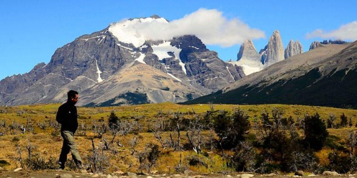 Fotos:Instalan cámaras de seguridad para prevenir incendios en Torres del Paine