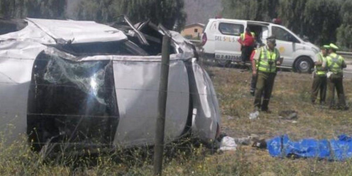 FOTOS: Accidente fatal en Autopista del Sol deja dos muertos