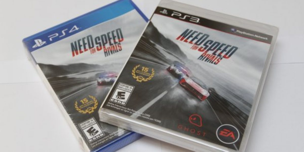 Concurso Need for Speed Rivals