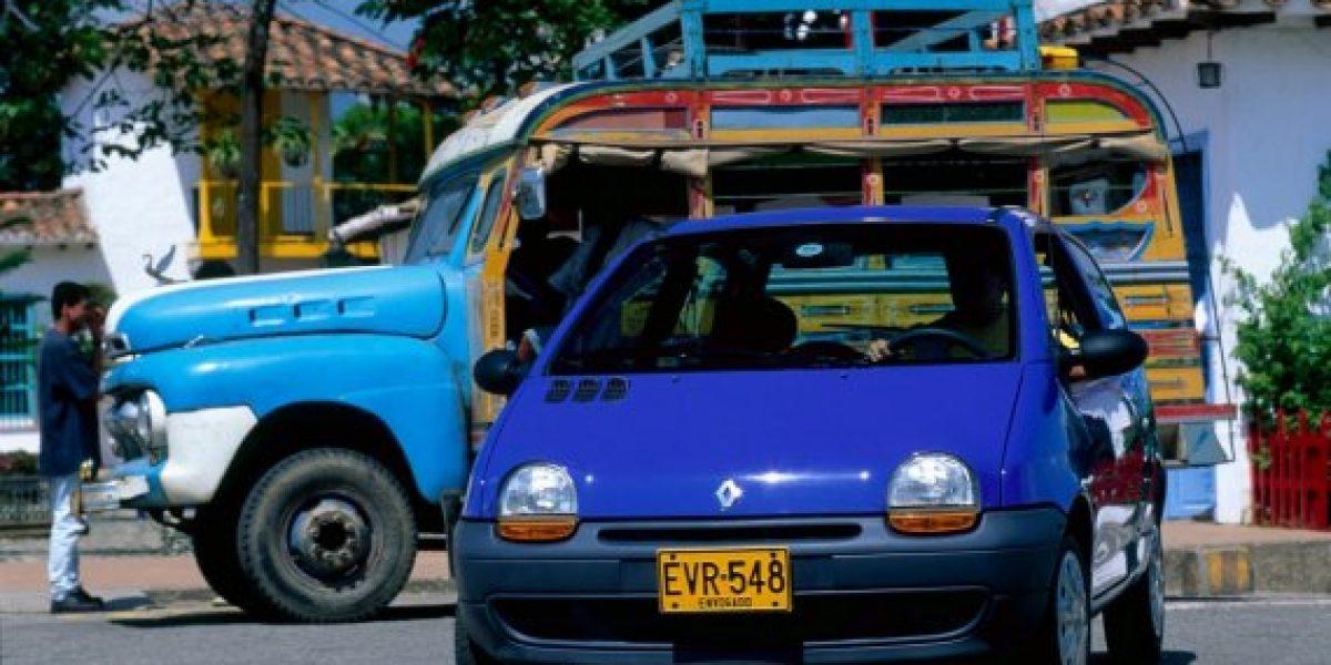 Se cumplen 20 años del Renault Twingo