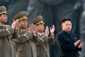 Kim Jong Un, líder de Norcorea: tendría entre u$s4 billones y u$s5 billones. IPC: u$1.800 Foto:Getty Images. Imagen Por: