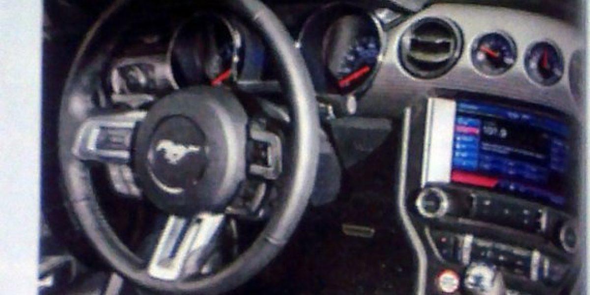 Se filtran las imágenes del nuevo Ford Mustang