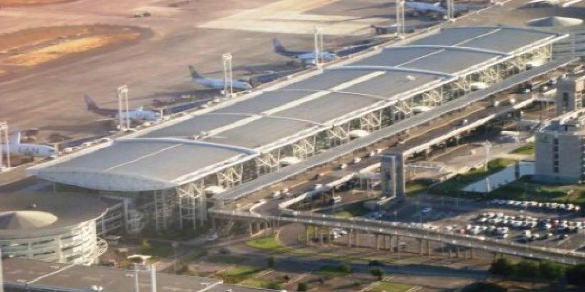 Galería: aeropuerto de Santiago está en el top ten de los mejores de Latinoamérica