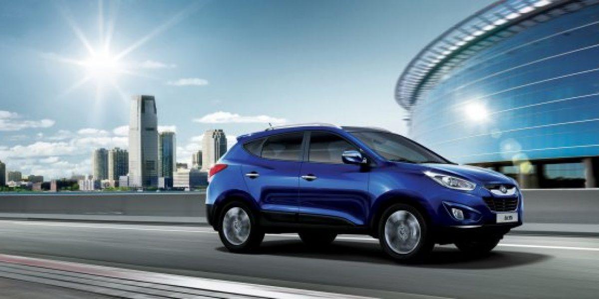 Hyundai presentó en Chile al New Tucson Facelift