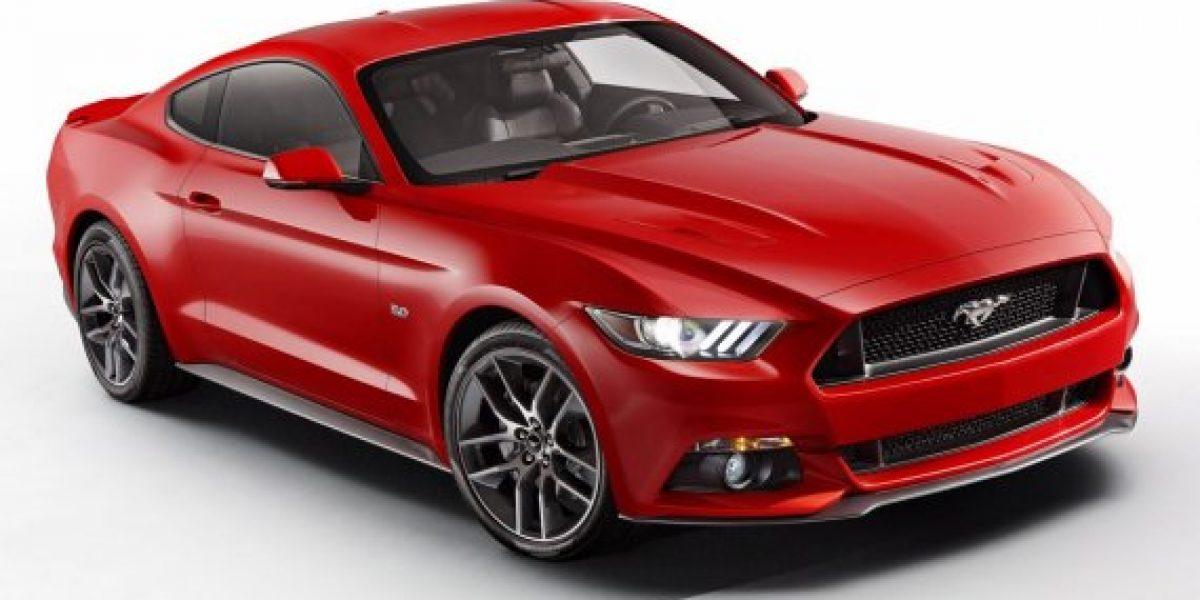 Es revelado el nuevo Ford Mustang