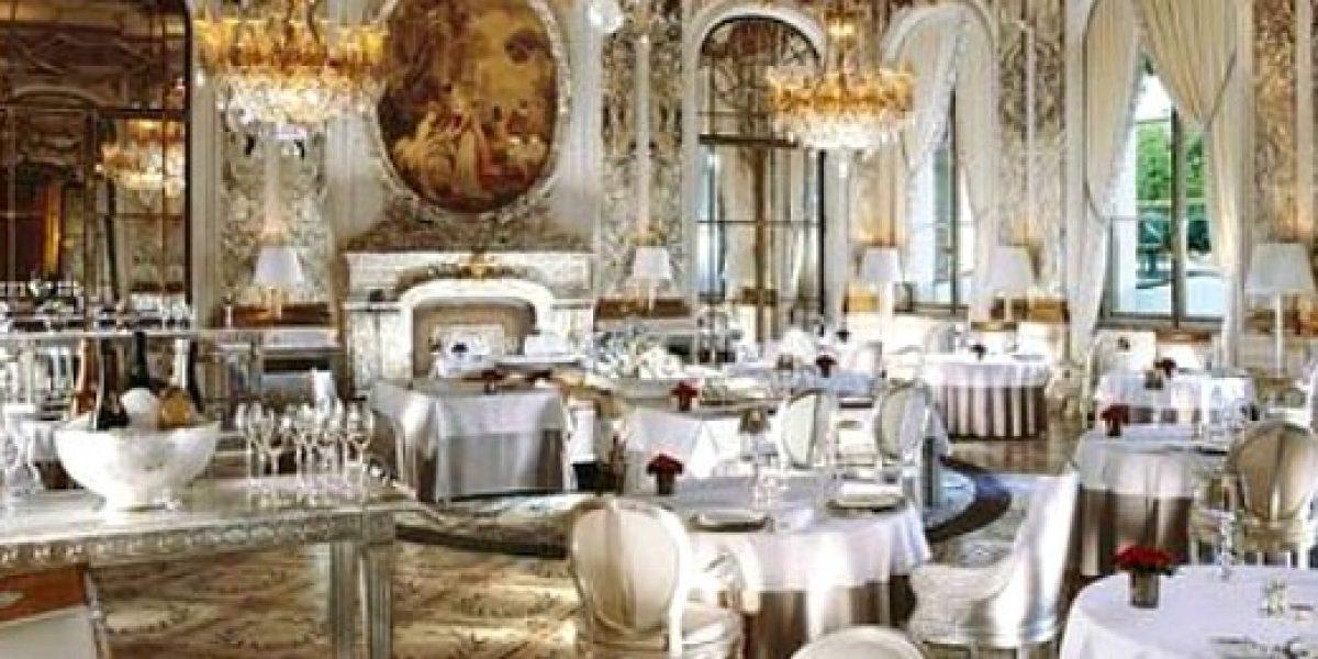 Galería: top ten de los restaurantes más caros del mundo