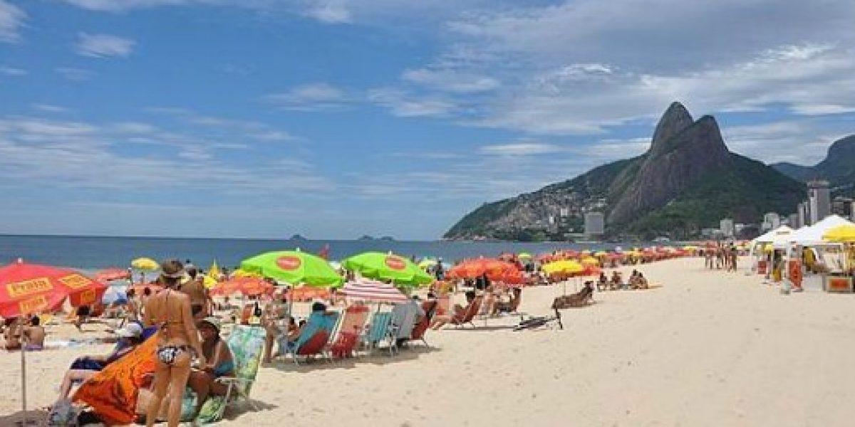 Agencia de turismo habilita sitio web para organizar el viaje a Brasil