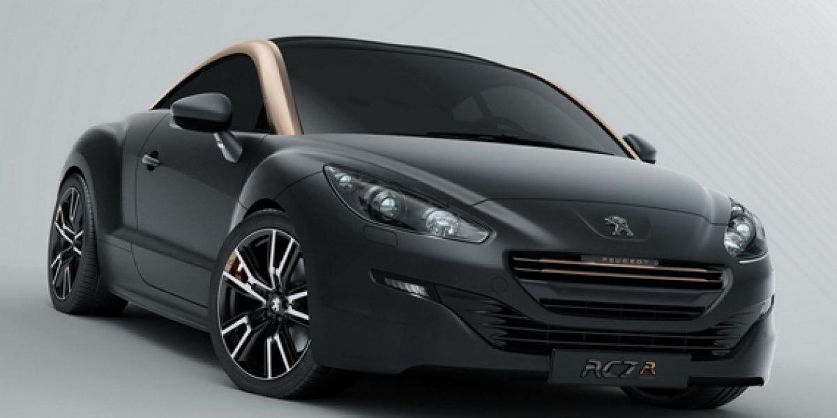 El nuevo Peugeot RCZ R se acerca