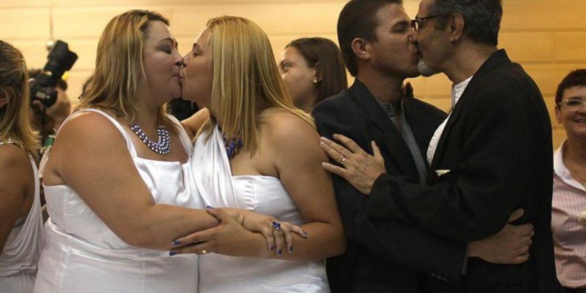 Brasil: Celebran la mayor boda colectiva homosexual del mundo