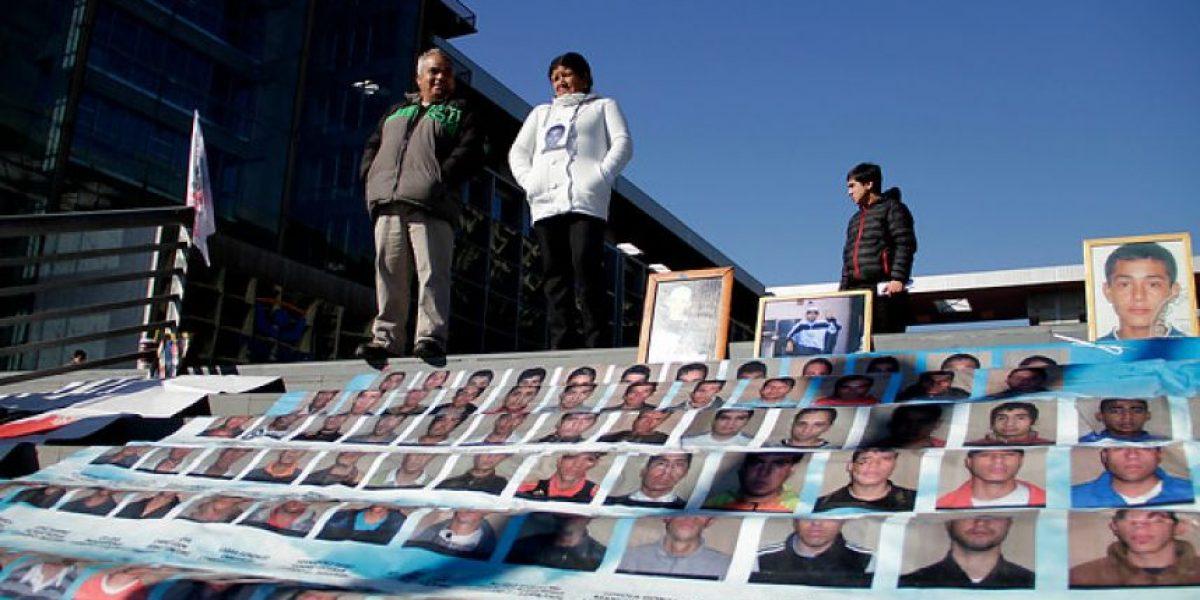 Fotos:Con juicio oral en marcha se cumplen 3 años de la tragedia de la cárcel de San Miguel