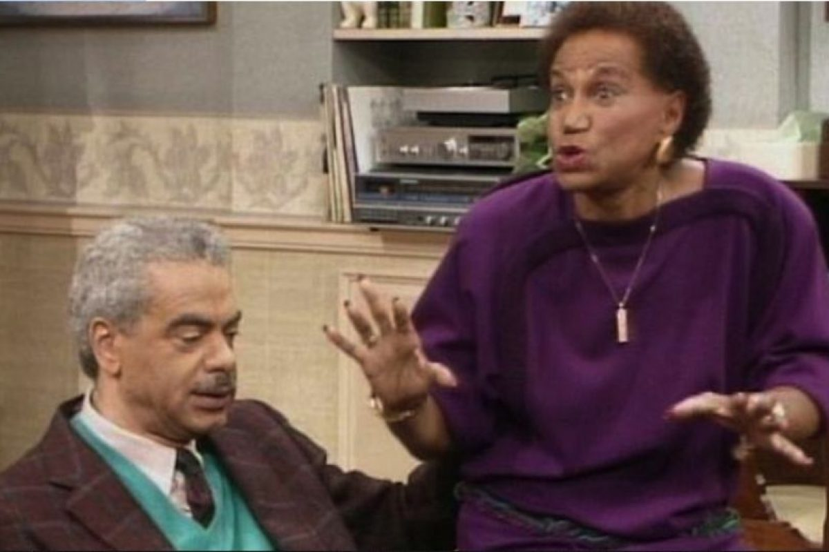 Foto:Russell y Anna Huxtable, The Cosby Show. Imagen Por: